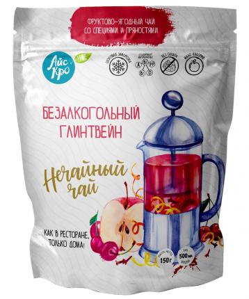 Чай Айскро глинтвейн безалкогольный замороженный 150 г