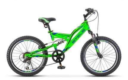 Велосипед STELS Mustang 20 V010 (2021)(зеленый)