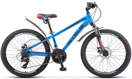 Велосипед STELS Navigator 400 MD 24 F010 (2019)(синий-красный)