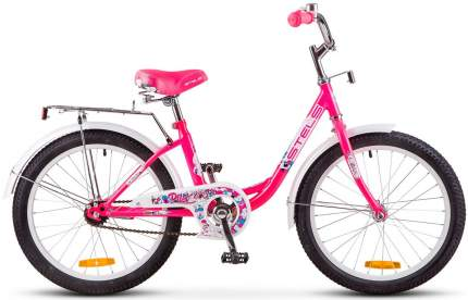 Велосипед STELS Pilot 200 Lady Z010 (2019)(розовый)