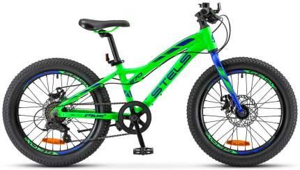 Велосипед STELS Pilot 270 MD 20 + V010 (2018)(зеленый)