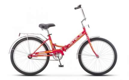 Велосипед STELS Pilot 710 Z010 (2021)(малиновый)