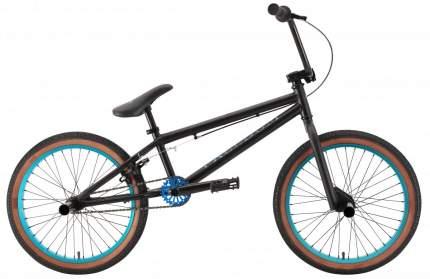 Велосипед WELT BMX Freedom (2021)(матовый-черный)