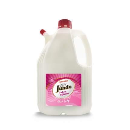Концентрированный кондиционер для стирки белья Jundo «Pink Lady» Aroma Capsule 4л.