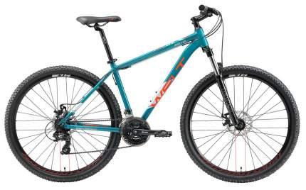 """Горный велосипед WELT Ridge 1.0 D 27"""" (2021)(M / синий/M)"""