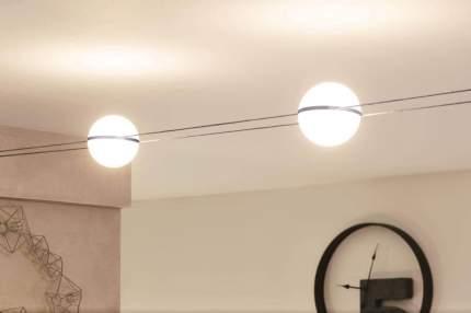 Струнный светодиодный светильник Paulmann Wire System 2Line Tom 94083