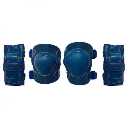 Комплект защиты Tech Team Safety Line 100; синий; L