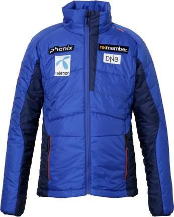 Горнолыжная куртка Phenix Norway Alpine Team Insulation Jacket (20/21) (синий)