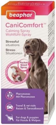 Антистресс Beaphar CaniComfort успокаивающий спрей с феромонами для собак 60 мл
