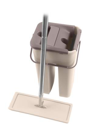 Система для уборки швабра и ведро с отжимом Miley Mop Easy арт.100-170