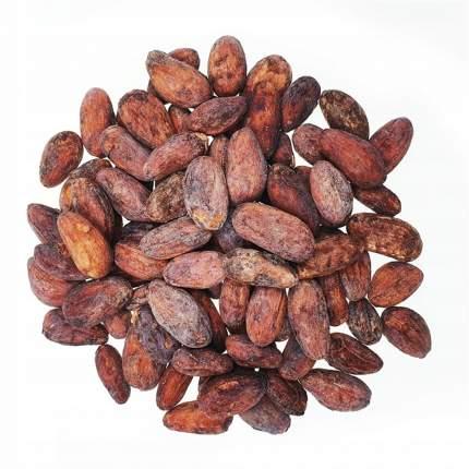 Какао-бобы цельные (Сан-Томе), обжаренные, 50г