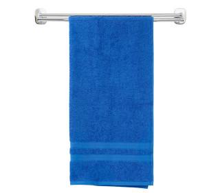 Полотенце Aro махровое 70 x 140 см синий