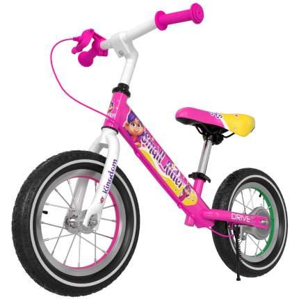 Беговел Small Rider Drive 3 AIR MEGA0014 розовый