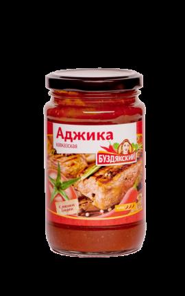 Аджика Буздякская Кавказская 350 г