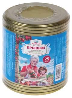 Набор крышек для консервирования СКО Москвичка СКО 1-82 25 шт.