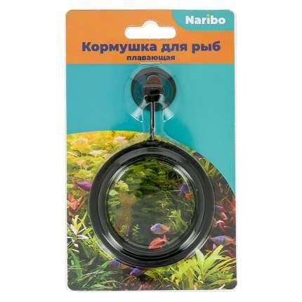 Кормушка для рыбок Naribo круглая, присоска