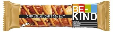 Батончик Be-Kind Protein миндальный с медом морской солью и со вкусом карамели 50 г