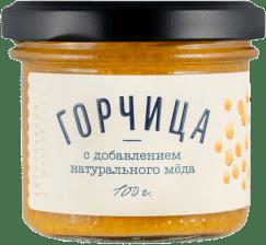 Горчица Медовый дом с медом 100 г