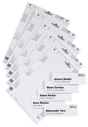Таблички для рассады Durable D4850-02 Сменный вкладыш для 4800 10 шт.
