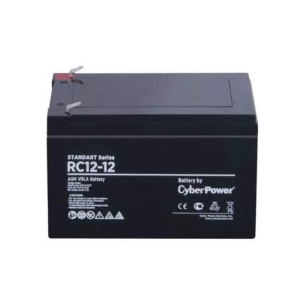 Аккумуляторная батарея CyberPower SS RС 12-12
