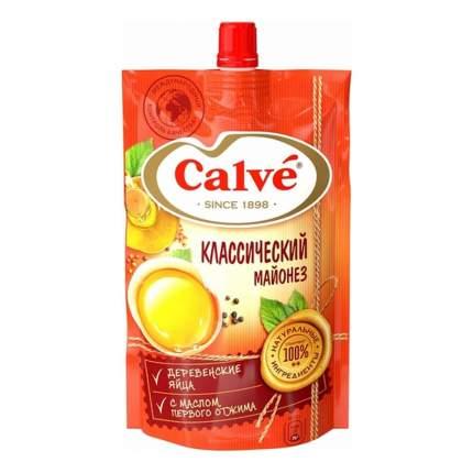 Майонез Calve Premium классический 50%