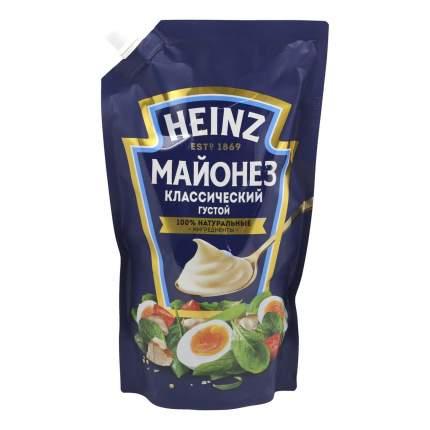 Майонез Heinz Классический 67% 750 г