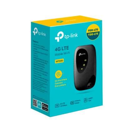 Мобильный Wi-Fi роутер TP-Link M7000 Black