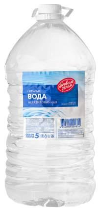 Вода Первым Делом питьевая негазированная, 5 л