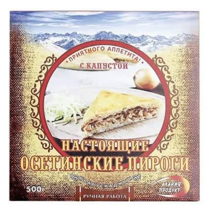Пирог Алания Продукт Осетинский Къабускаджын с капустой замороженный 500 г
