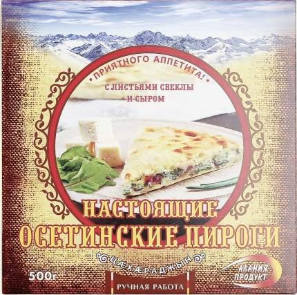 Пирог Алания Продукт Осетинский с листьями свеклы и сыром замороженный 500 г