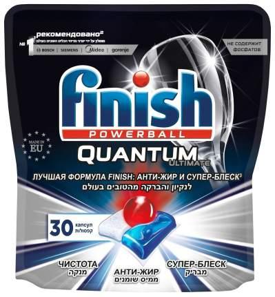 Ср-во д/посуд.машин finish quantum табл.30шт