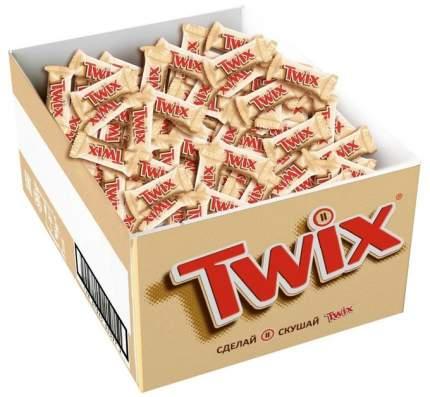 Батончик Twix Minis шоколадный 7 кг