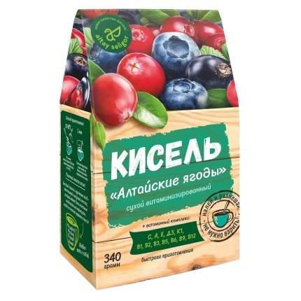 """Кисель сухой, витаминизированный Altay Seligor """"Алтайские ягоды"""", 340 г"""