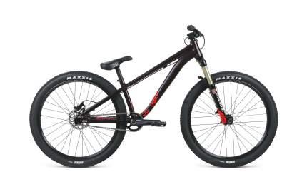 Велосипед Format 9212 2020 L бордовый