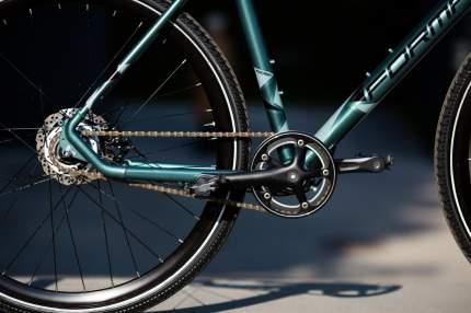 """Велосипед Format 5341 2020 21.3"""" серо-зеленый"""