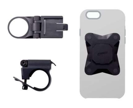 BSM-41 Держатель для телефона BBB Warden universal adhesive backplate(черный)
