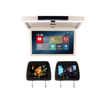 Автомобильные мониторы и телевизоры