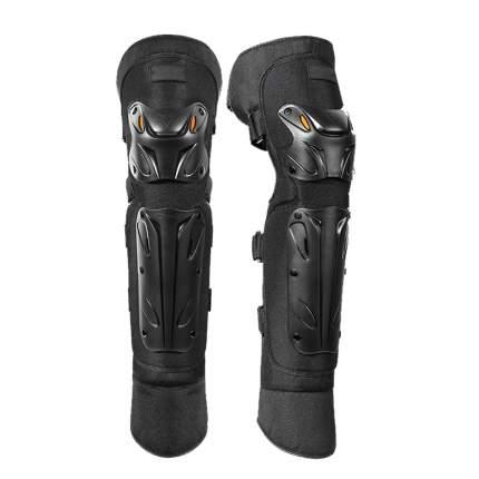 Защитные наколенники BroBobber2 шт, цвет черный, 65 см, BR-KNPD-01