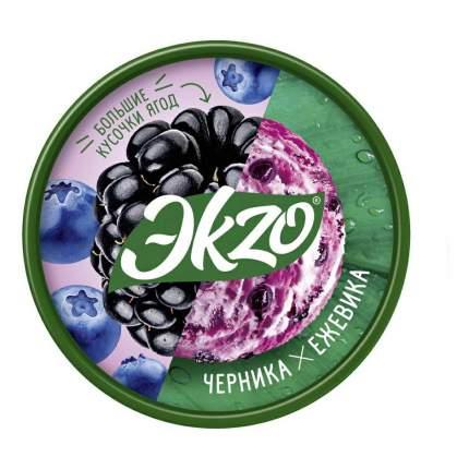 Мороженое Эkzo черника-ежевика 520 г бзмж