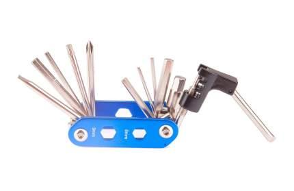 Набор ключей KENLI KL-9835D (14 предметов)