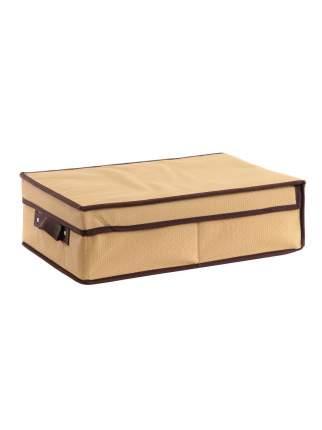 Складной кофр с жёстким каркасом для хранения вещей (Размер: 45х30х20 см )