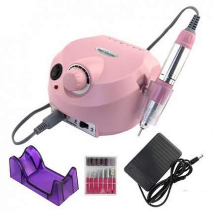 Аппарат для маникюра и педикюра Nail Master ZS-601 45000 об. розовый, 65W