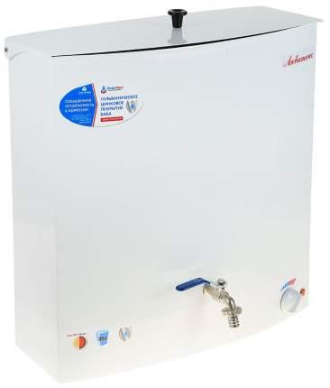 Бачок с эл/водонагревателем 30 литров МЕТАЛЛ.  ЭВН-30 (белый)