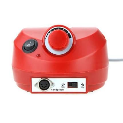 Аппарат для маникюра и педикюра Nail Master ZS-601 45000 об. красный, 65W