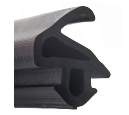 Уплотнитель для окон ПВХ, уплотнитель для окон, KBE-228, цвет: черный, длина: 50 метров