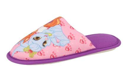 Детские тапочки De Fonseca Disney Princess Palace Pets Bari G471RU, розовый, р. 25/26