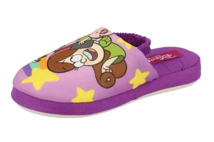 Детские тапочки De Fonseca Disney Gravity Falls Roma G491RU, фиолетовый, р. 25/26