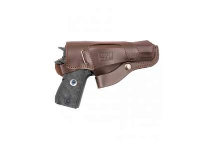 Кобура Colt 1911 симметричная коричневая