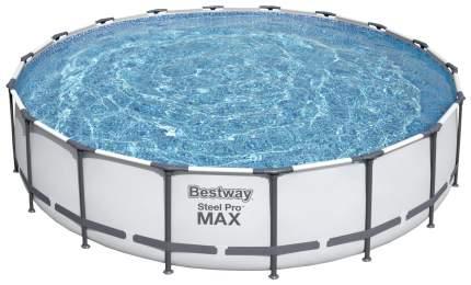 Каркасный бассейн Bestway Steel Pro Max 56950 427x427x107 см