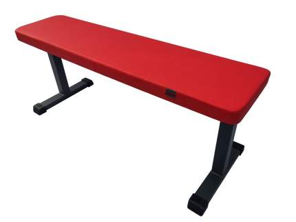 Горизонтальная скамья для жима лежа XL MrSport